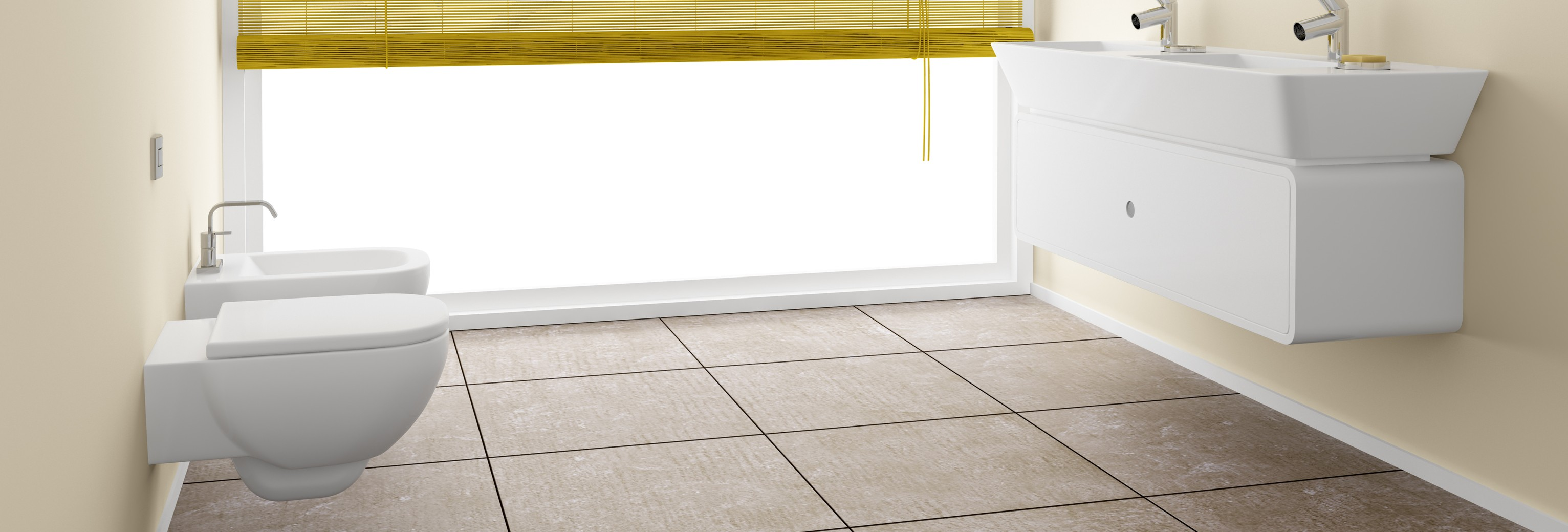 Simple, Non Harmful Steps To Clean Tile Grout In Your Bathroom