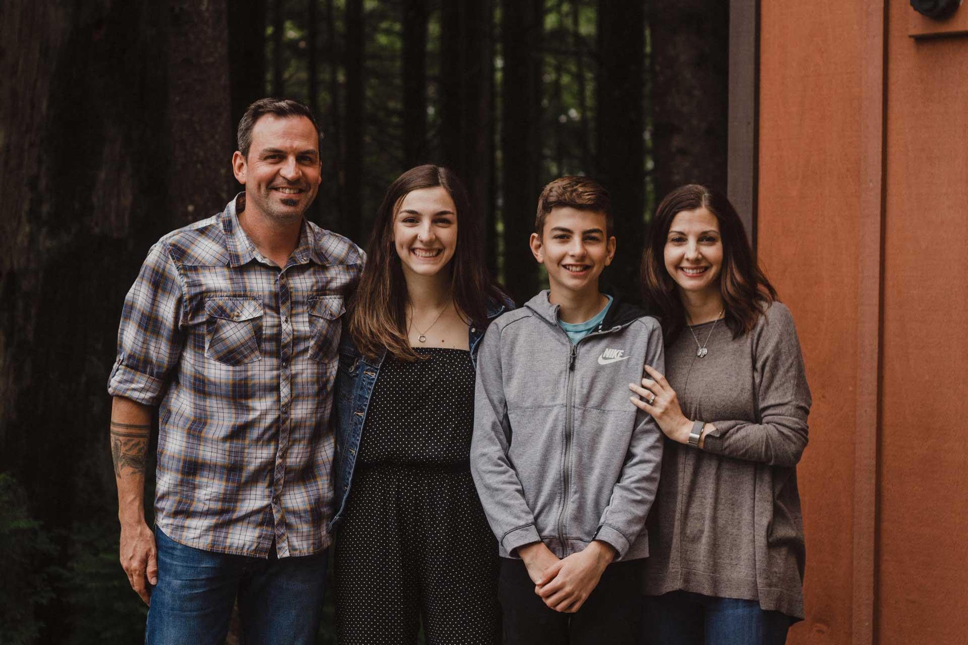 My Heaven's Best Child Family