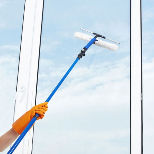 How to Keep Windows Clean in Summer