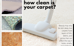 Cleaning and the Different Layers of Carpeting