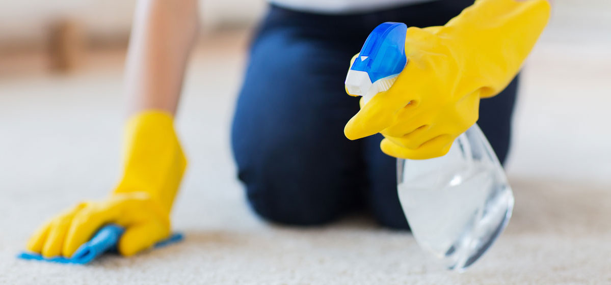 how to become a commercial cleaner